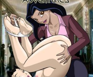 Jackie Chan Adventures – 1 – Caught Trespassing