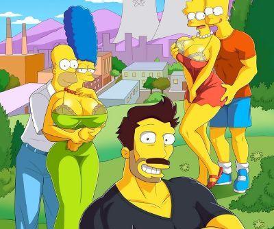 Simpsons – Darren's Adventure