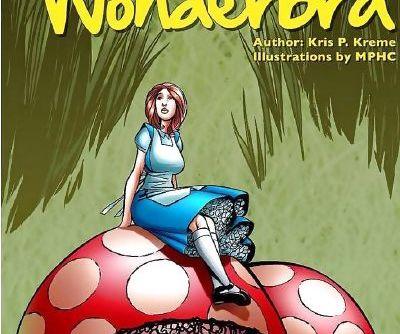Alison Wonderbra