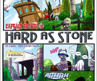 Mana World- Hard as Stone