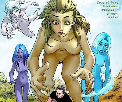 Giantness Fan- Visiting Eden