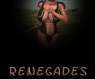 Amazons & Monsters- Renegades