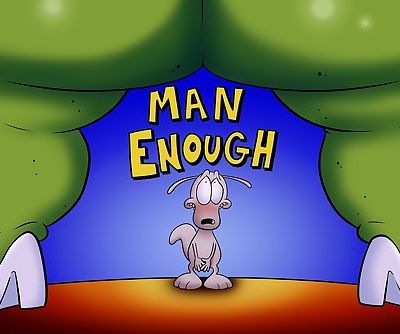 Rockos Modern Life - Man Enough