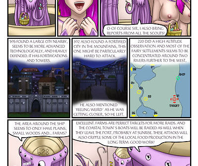 Fairies vs Tentacles Ch. 1-3 -..