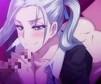 Horny hentai..