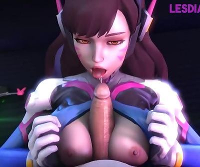 Overwatch Fap of..