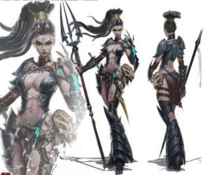Picture- Headhunter Nidalee by..