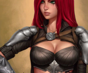 Picture- Fierce Katarina by Mirco..