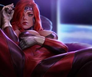 Firolian - Gun Goddess Miss Fortune