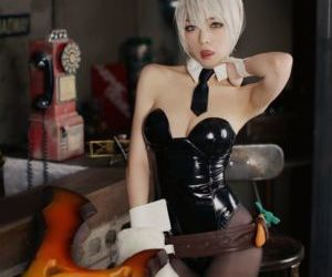 Bunny Riven by Ekiholic and Tasha