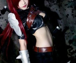 League of Legends Cosplay..