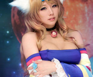 Korean Sexy Cosplay updated