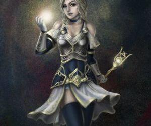 League of Legends Babes - part 23