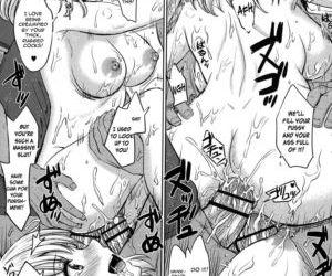 Kanojo to Aoki Nikuyoku no Enjin - part 2