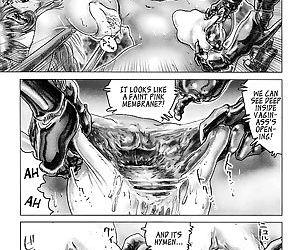 Seijuu Shoujo Sen Vaginass Kanzenban - Sexbeast Fight Vaginass Ch. 1-3 - part 7