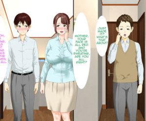 Kinjo Yuuwaku Daisandan -Tomodachi no Okaa-san Hen- Zenpen - Seducing the Neighborhood Lady - Friends Mother - part 15
