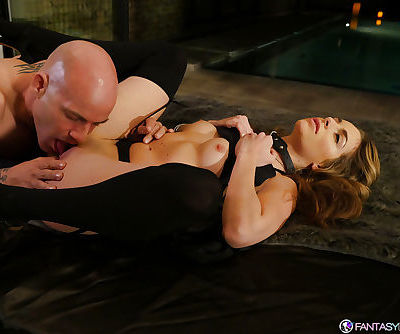 Small boobed Kimmy Granger having..