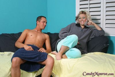 Cuckold queen candy monroe the hottest greenclothed fairy ever