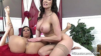 Kedra shows whos boss in webshow..