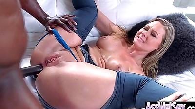 (Addison Lee) Big Curvy Butt Girl..