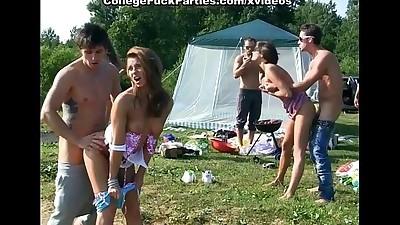 group sex of students at Lake