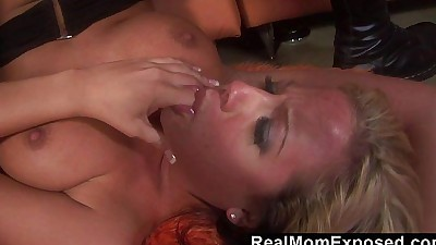 RealMomExposedHorny Milf Gets..