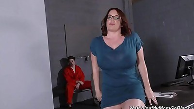 Milf Maggie Green Fucked by Two..
