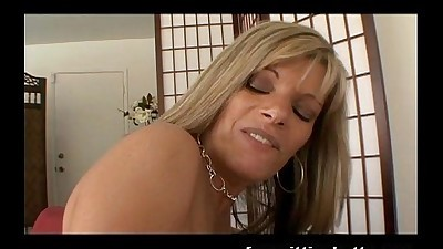Lonely blonde milfs going wild at..