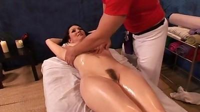 Milf Getting New Massage..