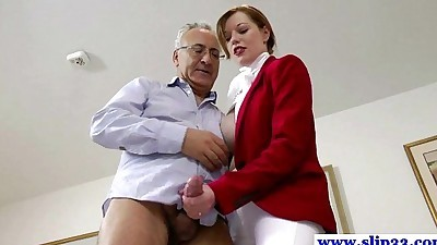 Young european slut gets fucked