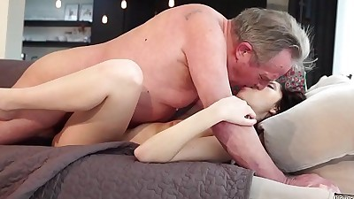 Old and Young PornSweet innocent..