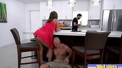 Latina Girl Show Her Sex Skills..