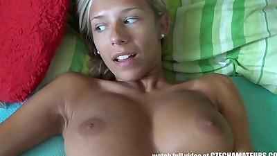 Amazing Big Natural Tits HOT..