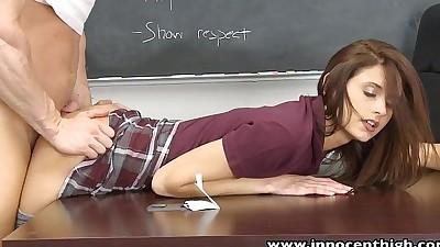 InnocentHigh Smalltits schoolgirl..