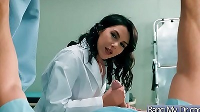 Sex Tape With Sexy Doctor And Hot..