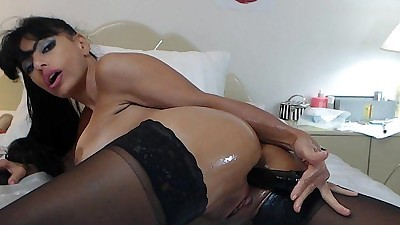 CamModel Porn Show Anal and Pussy..