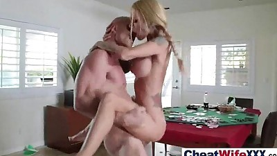 Horny Cheating Wife Bang In Hard..