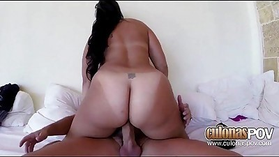 BBW Amateur Latina Anastasia Lux