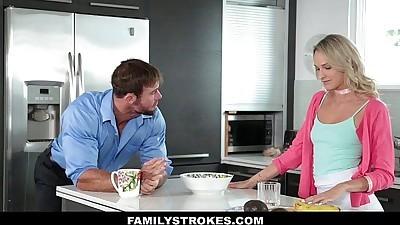 FamilyStrokesDont Tell Mom I..