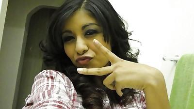 Busty Latina teen Ruby Reyes..