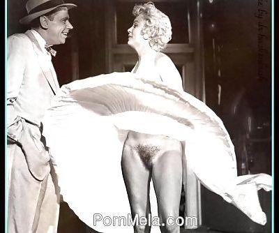 Famous Actress Marilyn Monroe..