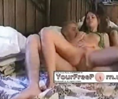 Girlfriend cock riding in sexy..