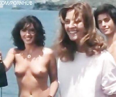 Lilli Carati and Ilona Staller -..