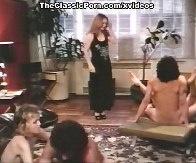 Group orgy classic..