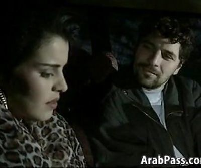 Arab Couple Having Sex In An Old..