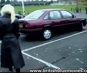 British Retro Porn with Kelly..
