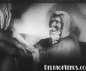 Rare 1920s Antique Xmas PornA..