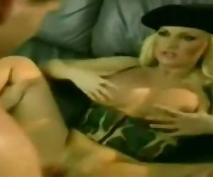 Really Hot Blonde in Softcore..