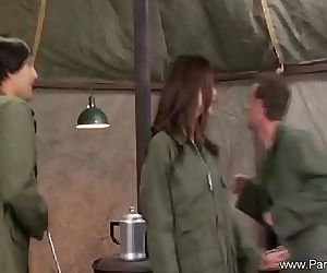 Sexy Army MILF..