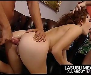 Redhead fucked by..